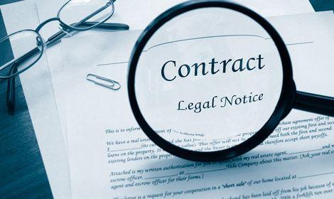 Contract huurrecht